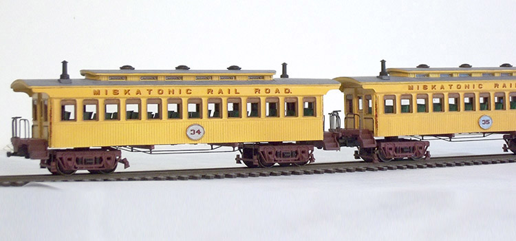 The 9 45 Accommodation By E L Henry In Ho Models